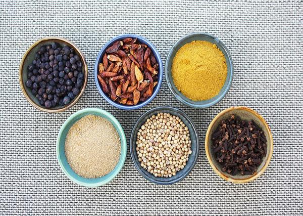 Fat burning food ingredients
