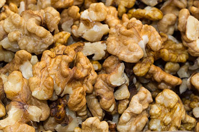walnuts ease anxiety