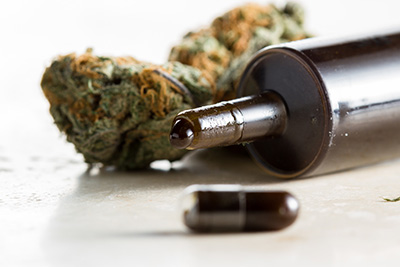 CBD for anxiety relief