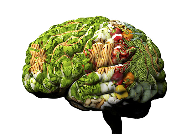 Nutrition helps mental health