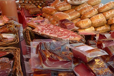 How processing affects cured meat