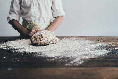 How processing affects flour