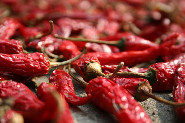 Chilli's reduce inflammation for IBS