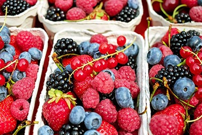 Berries for leaky gut