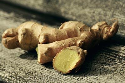 Ginger for leaky gut
