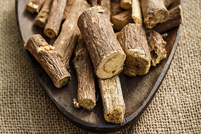 Licorice root for leaky gut