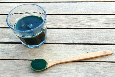 Spirulina for leaky gut